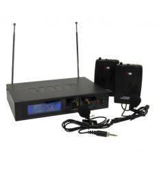 PSK KBS-2 DOBLE MICROFONO PETACA VHF