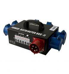 QUARKPRO QP-260 POWER BOX II 6 X 32A