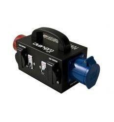 QUARKPRO QP-262 POWER BOX III 1X32A+4X16A