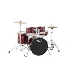 PEARL RS525SC-C91 ROADSHOW ROCK ROJO