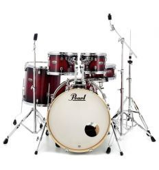 PEARL DECADE MAPLE FUSION DEEP RED BURST
