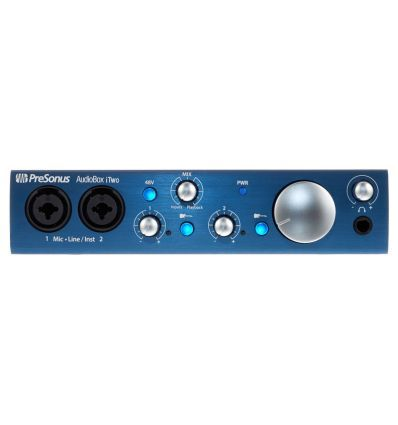 PRESONUS AUDIOBOX ITWO driver