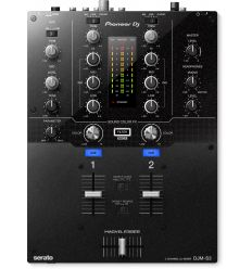 PIONEER DJM-S3 review