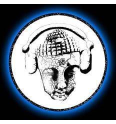 GLOWTRONICS CLASSIC BUDDHA MINDED