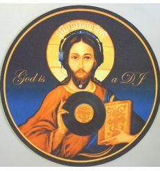 GLOWTRONICS CLASSIC GOD IS A DJ