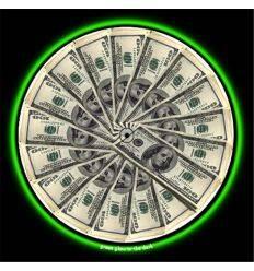 GLOWTRONICS CLASSIC MONEY MAT