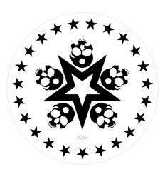 GLOWTRONICS DENON 3700 SKULL STAR