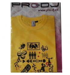 CAMISETA PRO-DJ ABSTRACT