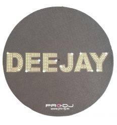 PRO-DJ SLIPMATS DEEJAY