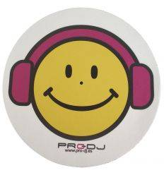 PRO-DJ SLIPMATS HAPPY
