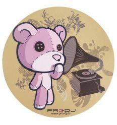 PRO-DJ SLIPMATS TEDDY