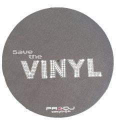PRO-DJ SLIPMATS VINYL