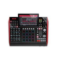 AKAI MPC-X MPCX review prise standalone producción