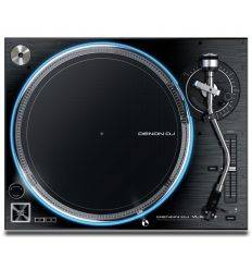DENON VL-12 prime giradiscos plato dj VL12 price precio review vs technics pioneer plx 1000 turntable test