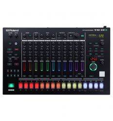 ROLAND AIRA TR-8S amquina produccion musical TR8S TR8-S review ableton live manual download