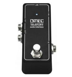 ORANGE OMEC TELEPORT audio interface