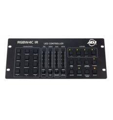 AMERICAN DJ RGBW4CIR MESA 4 CANALES RGBW características