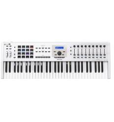 ARTURIA KEYLAB 61 MKII WHITE teclado midi precio caracteristicas