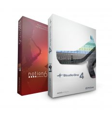 PRESONUS ARTIST BUNDLE - STUDIO ONE 4 ARTIST AND NOTION 6 caracteristicas precio