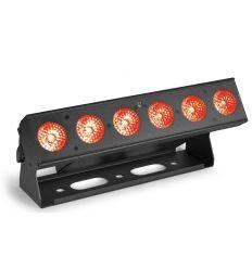 BEAMZ 150.596 BBB612 foco led bateria características precio