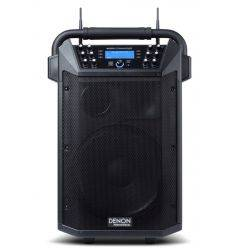 DENON AUDIO COMMANDER portable pa battery system