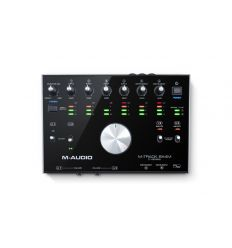 M-AUDIO M-TRACK 8X4M características precio