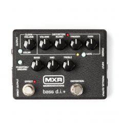 MXR M80 BASS DI+ características precio