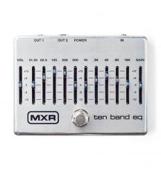 MXR M108S TEN BAND EQ características review