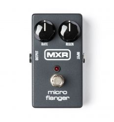 MXR M152 MICRO FLANGER características review
