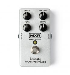 MXR M89 BASS OVERDRIVE precio review