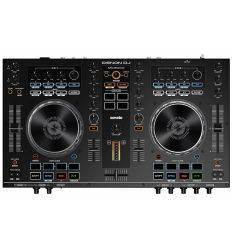 DENON DJ MC4000 controlador 2 dos canales serato engine economico