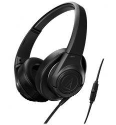 AUDIO TECHNICA SONIC FUEL ATH-AX3iS NEGRO