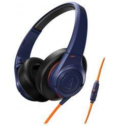 AUDIO TECHNICA SONIC FUEL ATH-AX3iS AZUL