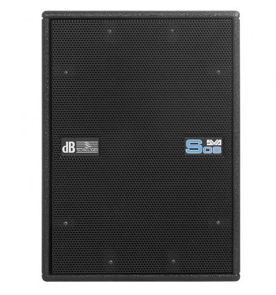 DB TECHNOLOGIES DVA S 08 DP precio características
