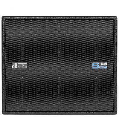 DB TECHNOLOGIES DVA S 09 DP características precio