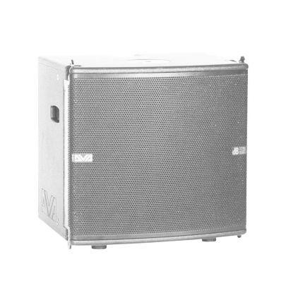 DB TECHNOLOGIES DVA MS12 WHITE precio características