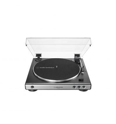 AUDIO-TECHNICA AT-LP60XUSB GRIS características precio