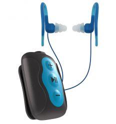 SYTECH SY7318WP REPRODUCTOR MP3 SUMERGIBLE 8GB AZUL características precio