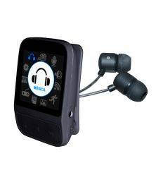 SYTECH SY788N REPRODUCTOR MP4 CON RADIO Y PODOMETRO 8GB NEGRO características precio