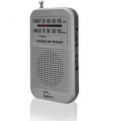 SYTECH SY1661PL RADIO DE BOLSILLO AM/FM características precio