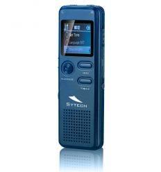 SYTECH SY1709AZ GRABADORA DIGITAL ESTEREO 8GB AZUL características precio