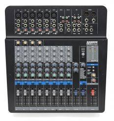 SAMSON MIXPAD MXP144FX precio características