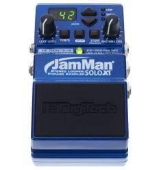 DIGITECH JAMMAN SOLO XT características precio