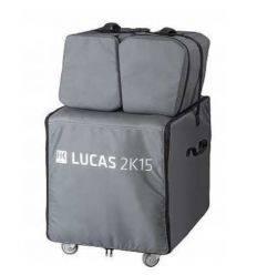 HK AUDIO LUCAS 2K15 ROLLER BAG precio características