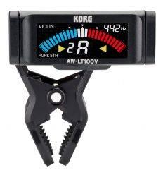 KORG AFINADOR AW-LT100V precio características