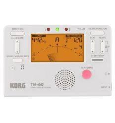 KORG TM-60TR-WH características precio