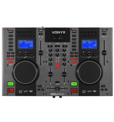 VONYX 172.805 CDJ450 características precio