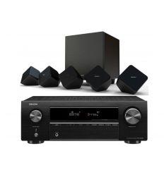 DENON AVR-X250BT + DENON SYS2020 características precio