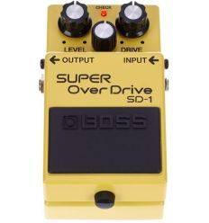 BOSS SD-1 características precio