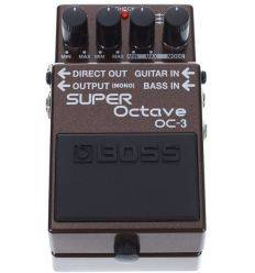 BOSS OC-3 características precio
